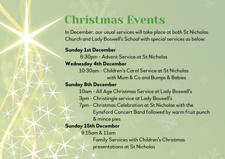 2 Christmas events