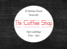 Coffee Shop Flyer Front